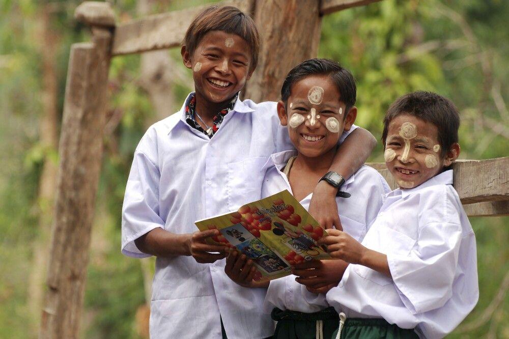 Myanmar - Durch Pagodenwälder und Königsstädte