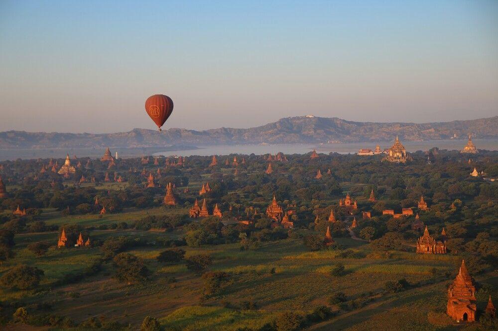 Myanmar - Land der goldenen Pagoden