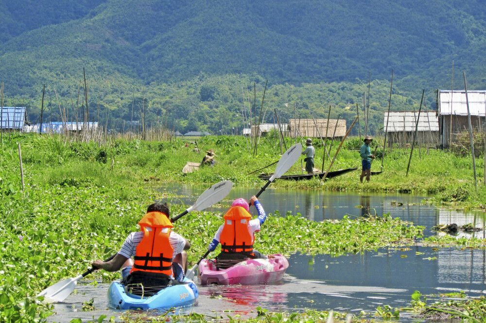Myanmar - Zu Besuch bei den Völkern Burmas