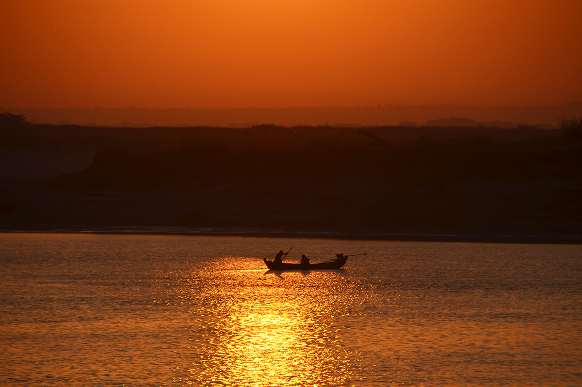 Myanmar  -  Ein Traum in Gold