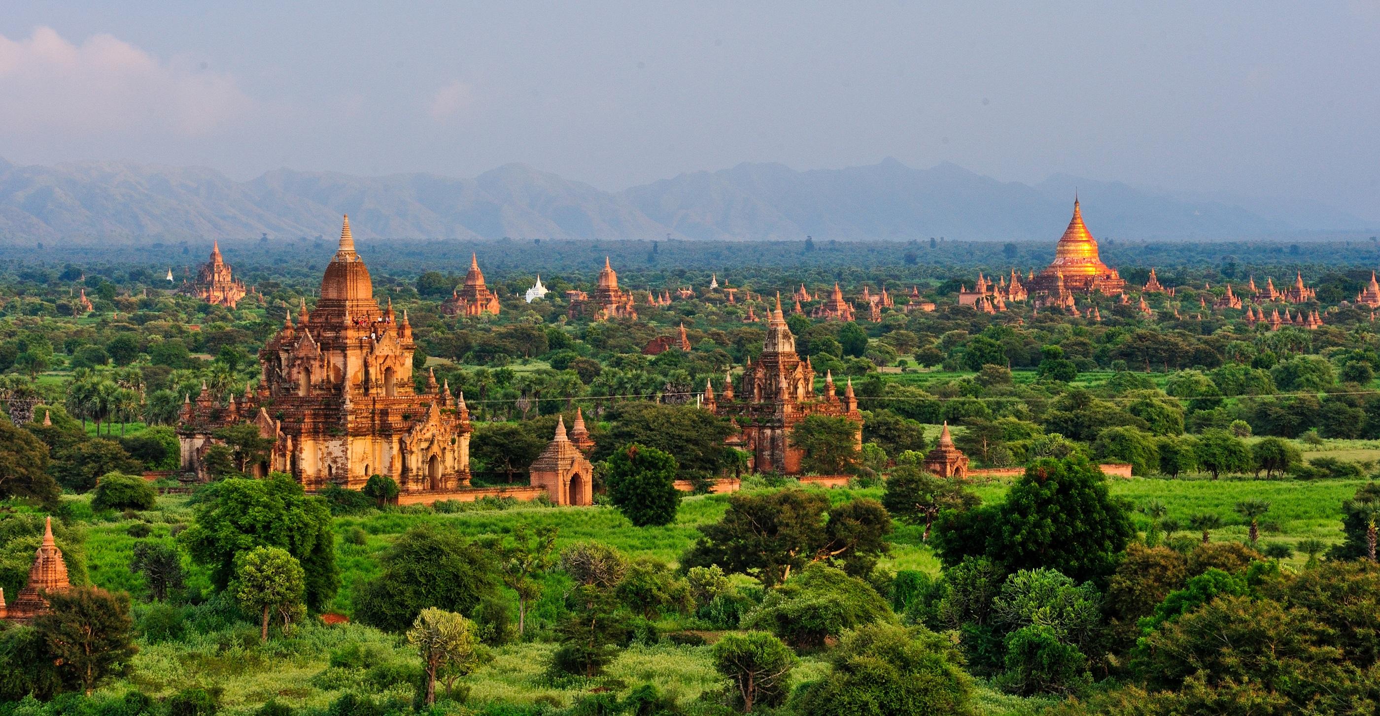 Myanmar: Die ausführliche Reise
