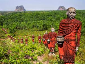 Myanmar: Faszination des Unbekannten