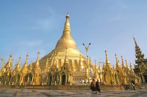 Myanmar: Höhepunkte