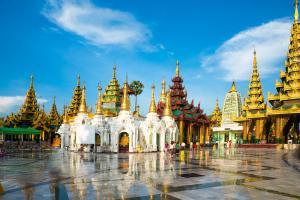 Myanmar: Impressionen