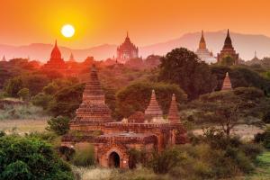 Myanmar: Mit Flair