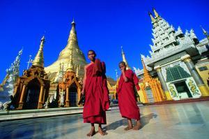 Myanmar auf einen Blick  -  Privat