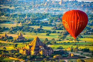 Myanmar kompakt  -  Privat