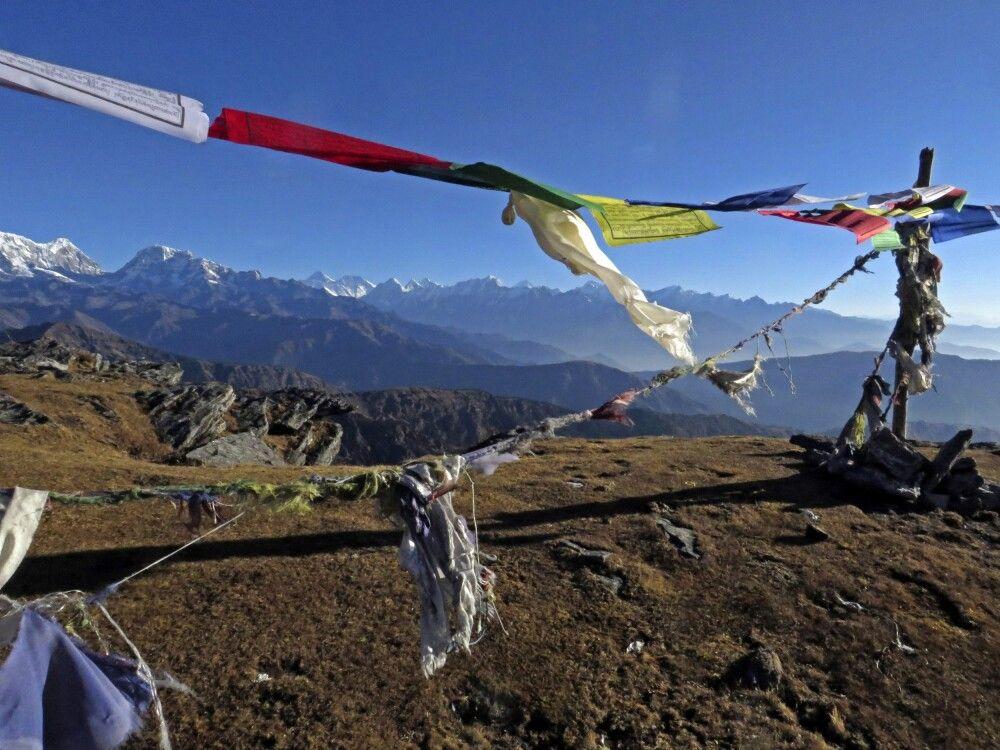 Nepal - Auf Panoramapfaden durchs Solu Khumbu