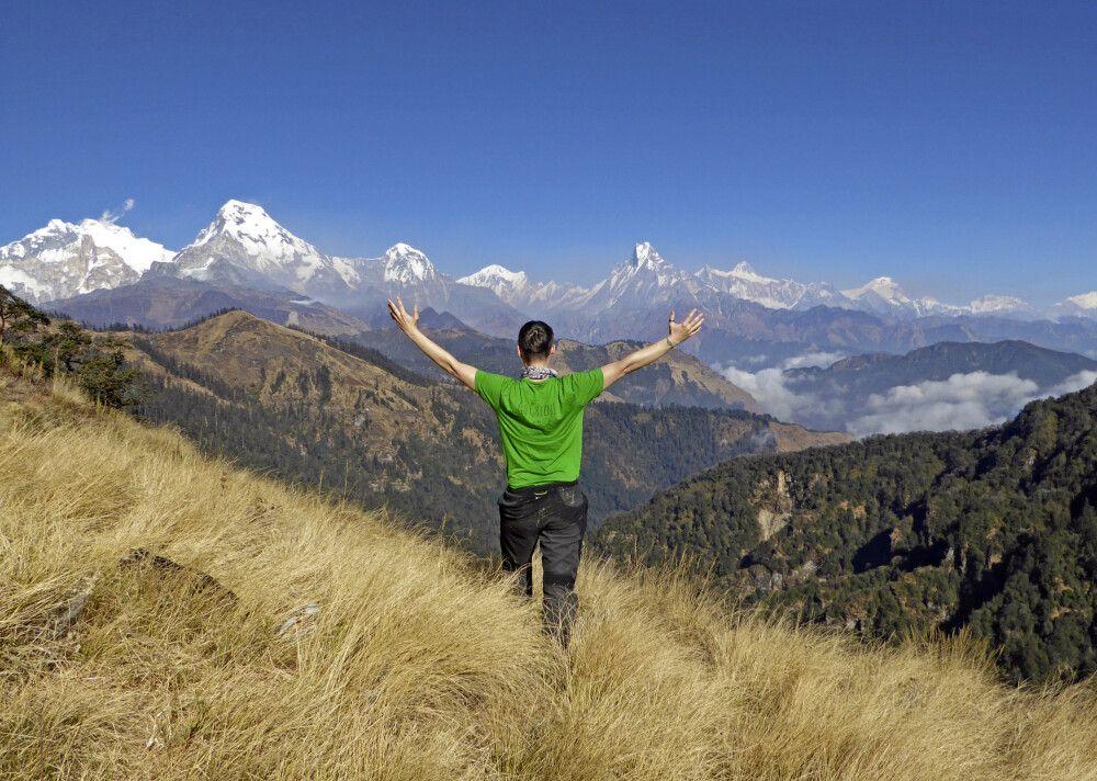 Nepal - Einsame Pfade im Annapurna-Gebiet
