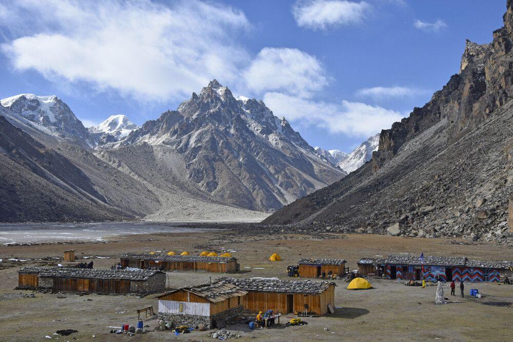 Nepal - Kanchenjunga-Basislager