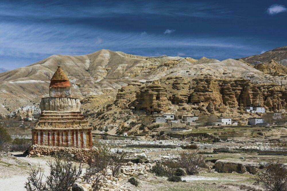 Nepal - Königreich Mustang