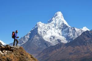 Nepal - Komfort-Trekking zum Ama-Dablam-Basislager