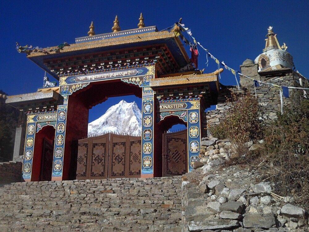 Nepal - Manaslu-Runde