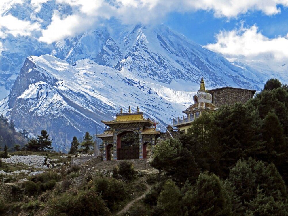 Nepal - Manaslu und Annapurna