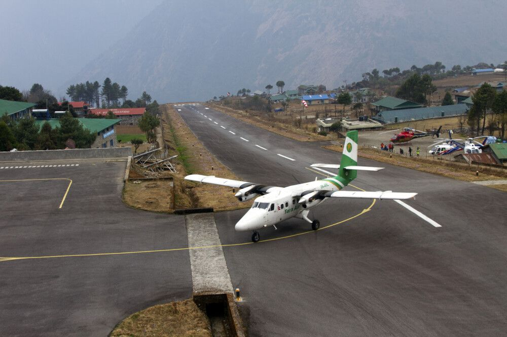 Nepal - Trekking zum Mount-Everest-Basislager