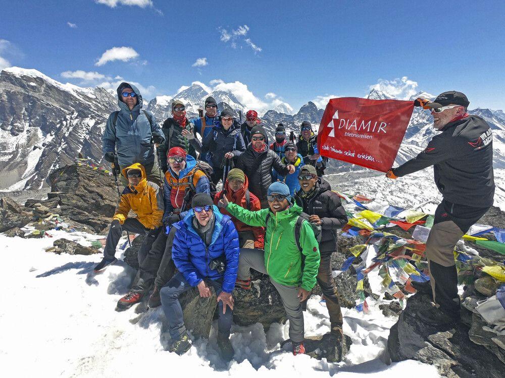 Nepal - Vom Gokyo Ri zum Kala Pattar