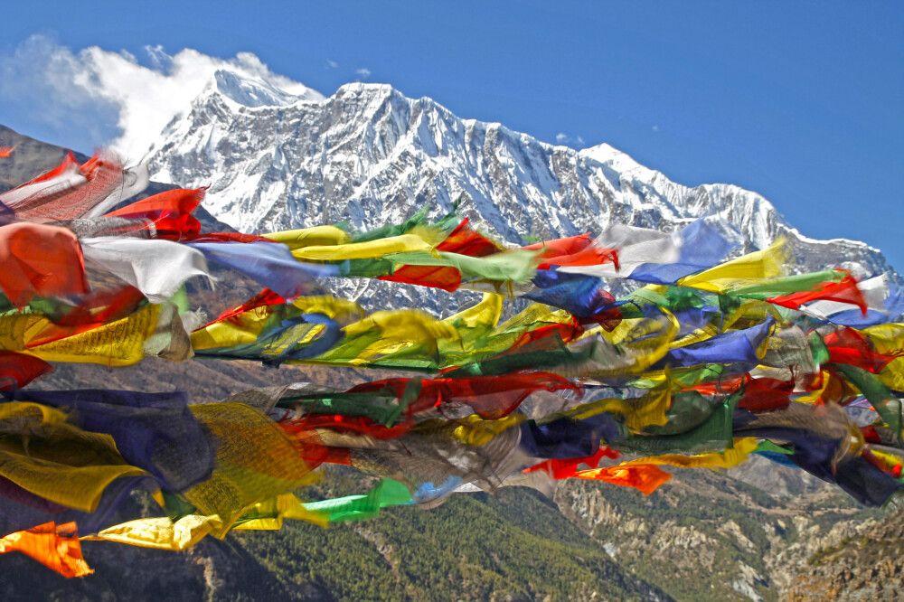Nepal - Zum Annapurna-Basislager