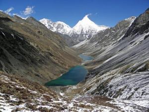 Nepal • Bhutan - Jomolhari-Trekking