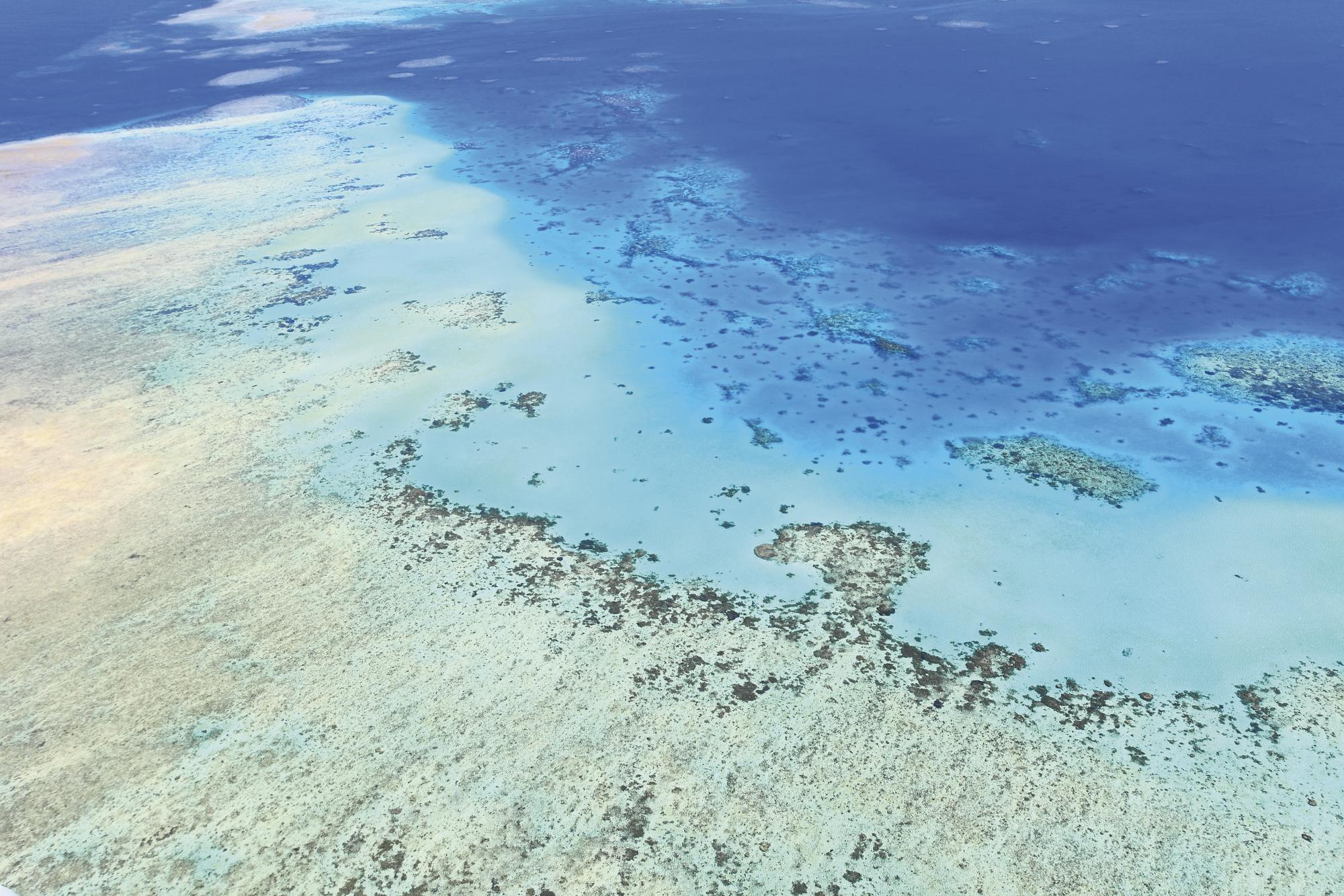 Das beeindruckende Great Barrier Reef
