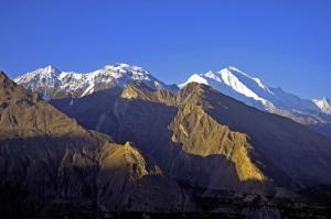Pakistan - Von der Märchenwiese ins Hunzaland