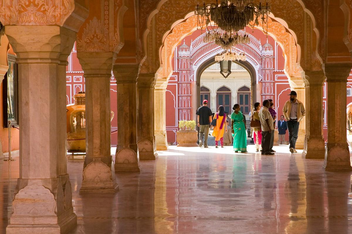 Palastrundreise Indien  -  auf den Spuren der Maharajas