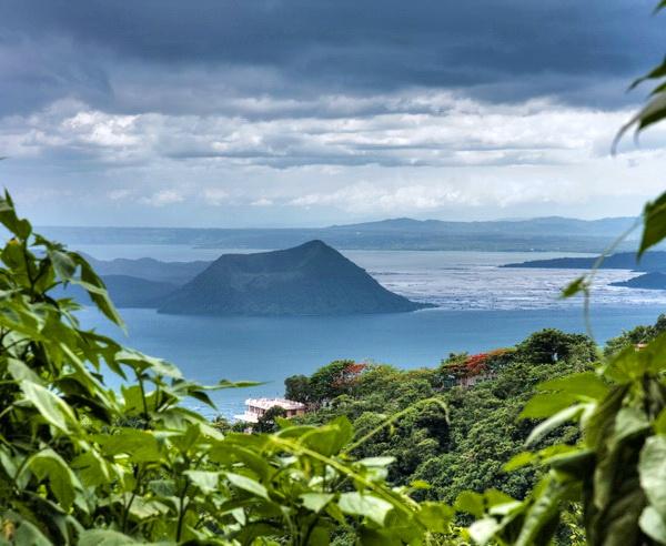 Der Taal See & Vulkan, Tagaytay