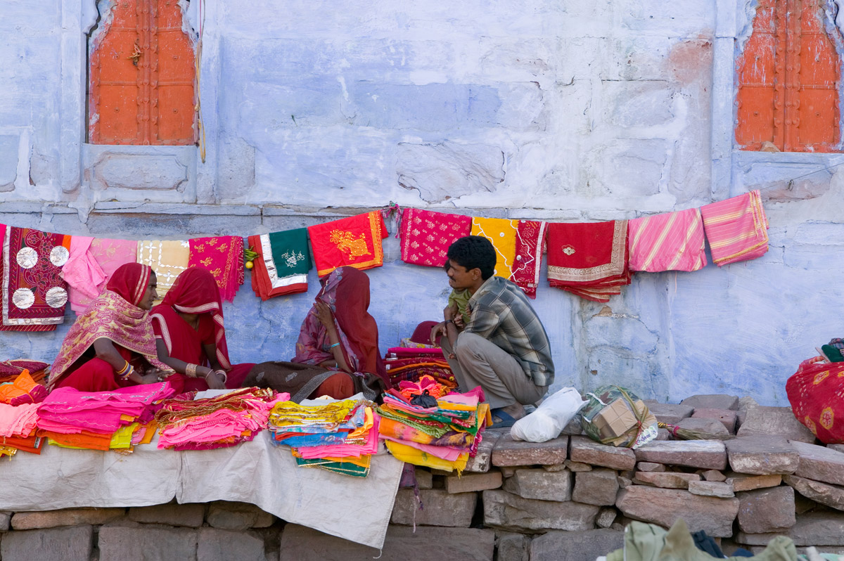 Rajasthan  -  das Land der Rajputen entdecken