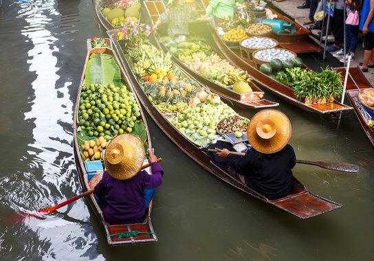 Rundreise & Baden - Prachtvolles Thailand