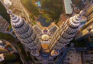 Petronas Twin Tower,Petronas Twin Tower