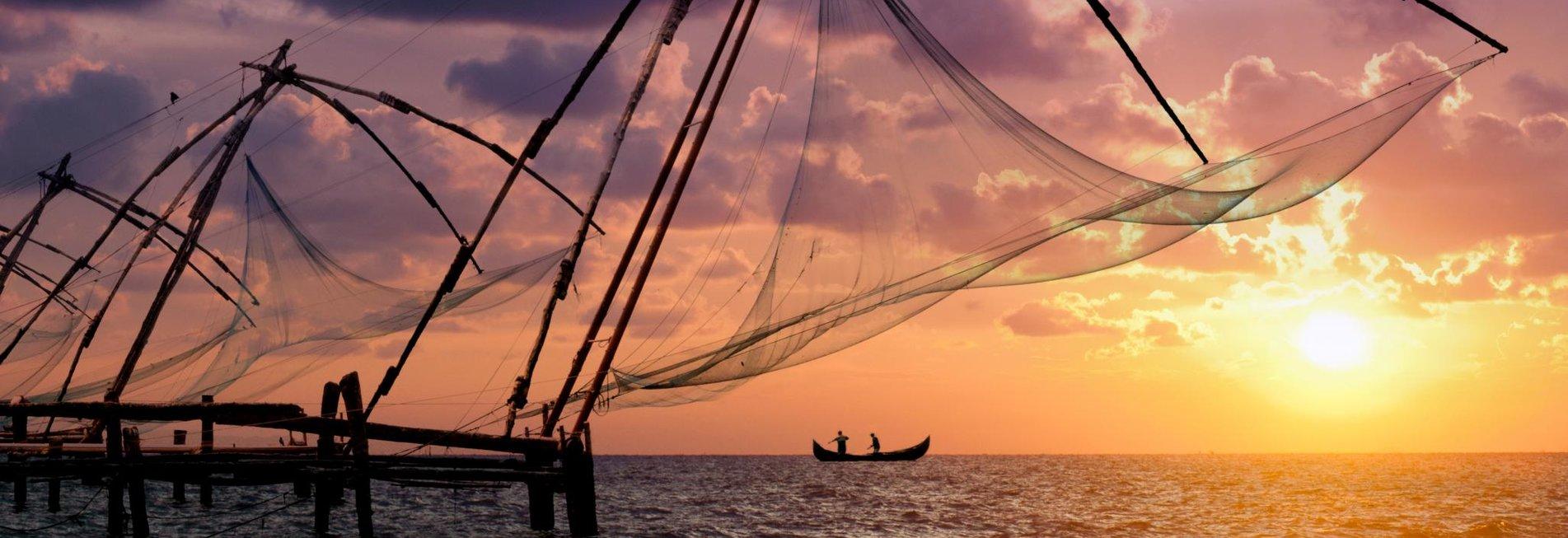 Rundreise - Südindien