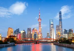 Shanghai Skyline,Skyline Shanghai