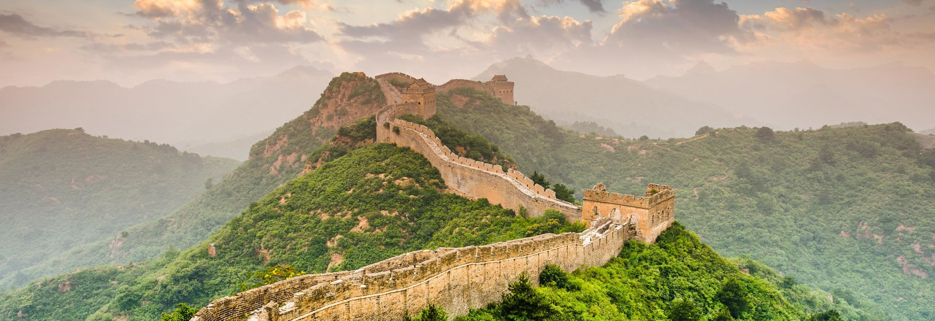 Rundreise China - Peking & Hong Kong