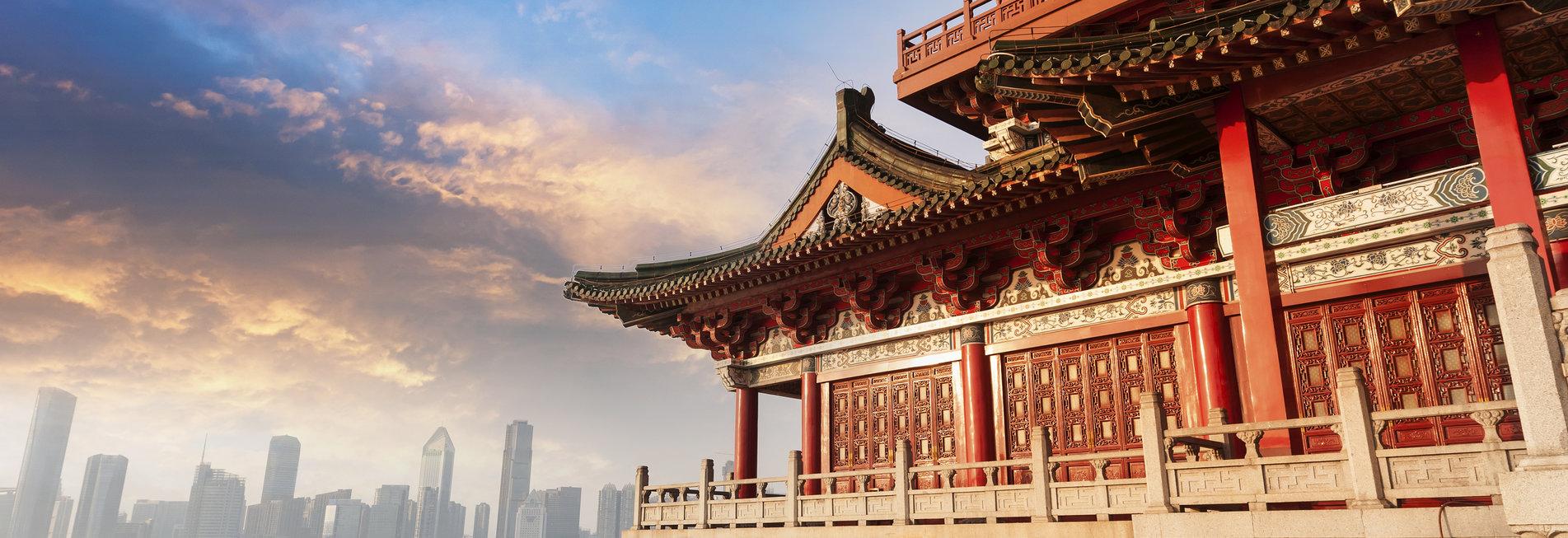 Rundreise China und Japan - Kaiserstädte & Metropolen