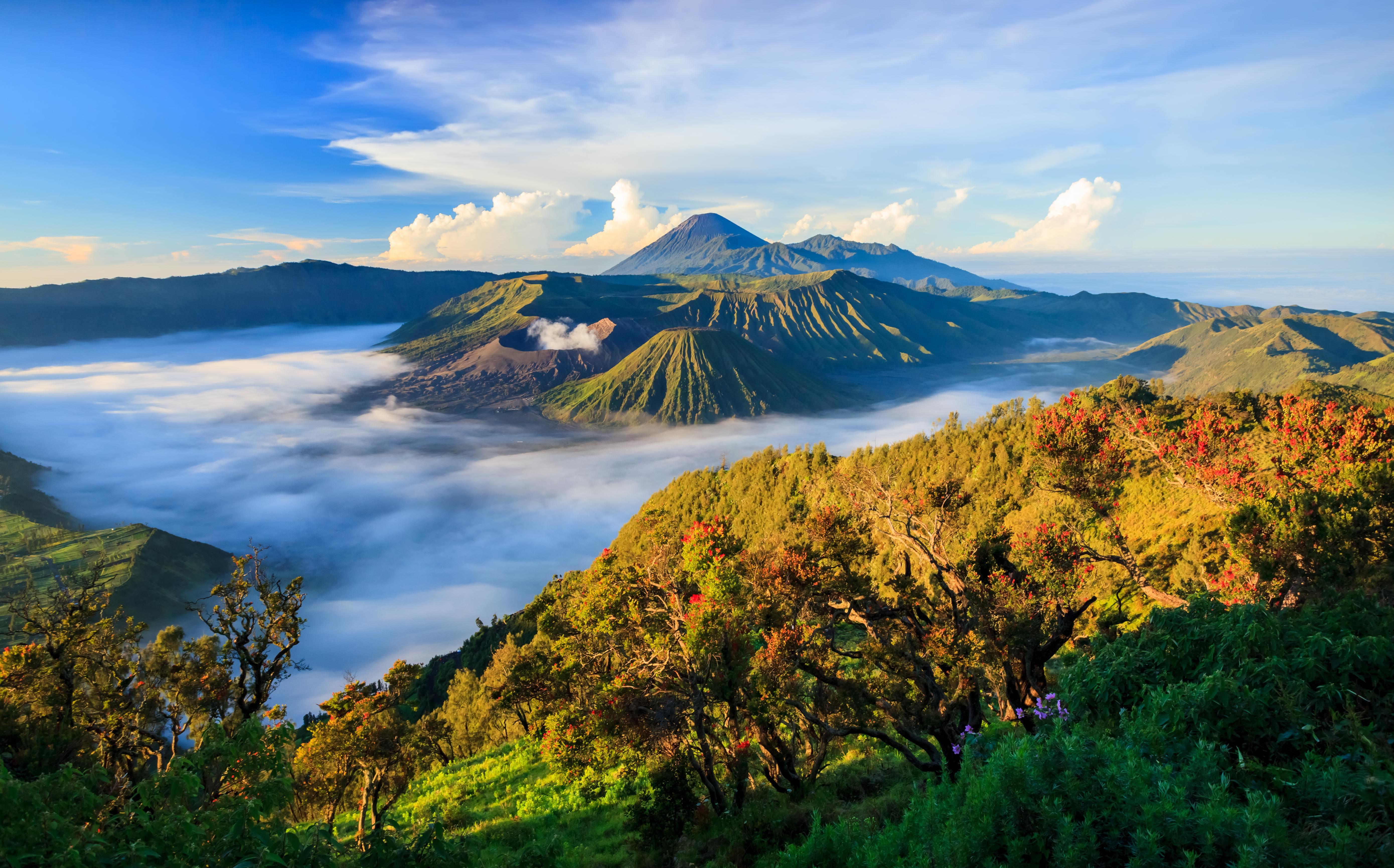 SUMATRA, JAVA & BALI / INDONESIEN: Die ausführliche Reise