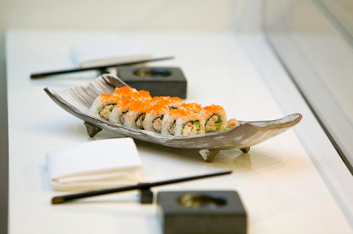 Sakura, Sushi und Sake