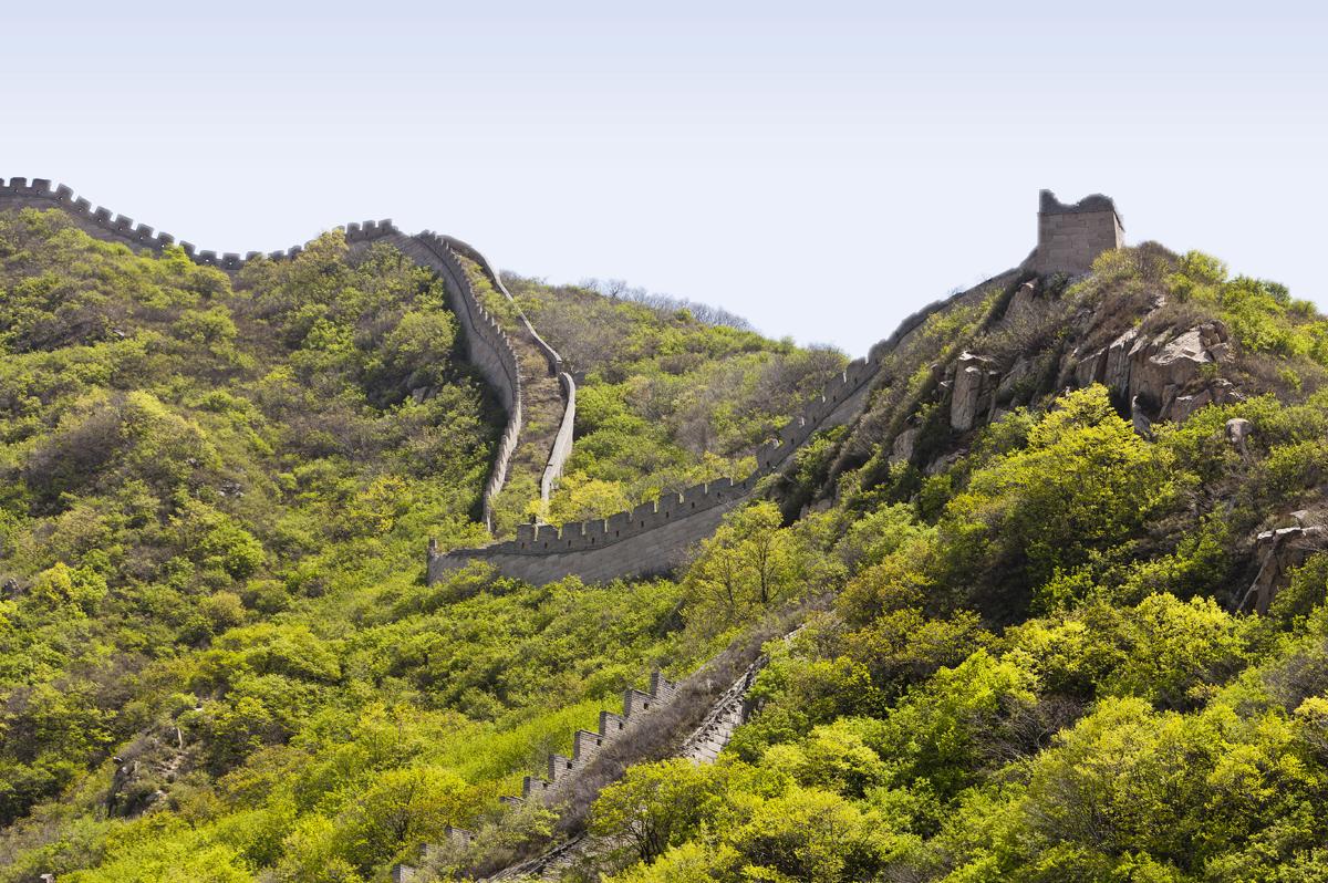 Spektakuläre Höhepunkte Chinas