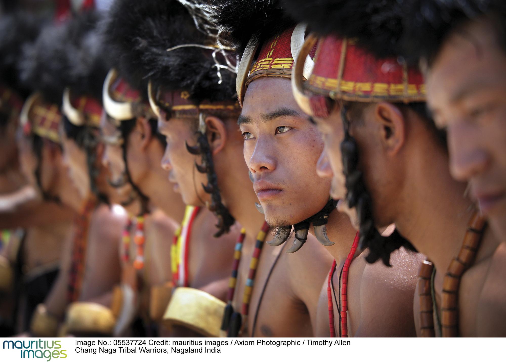 Faszinierende Stammeskulturen