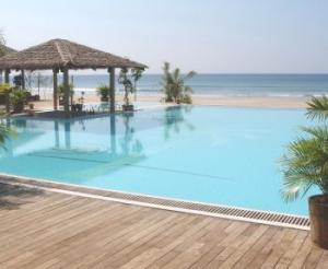 Strandtage am Ngwe Saung