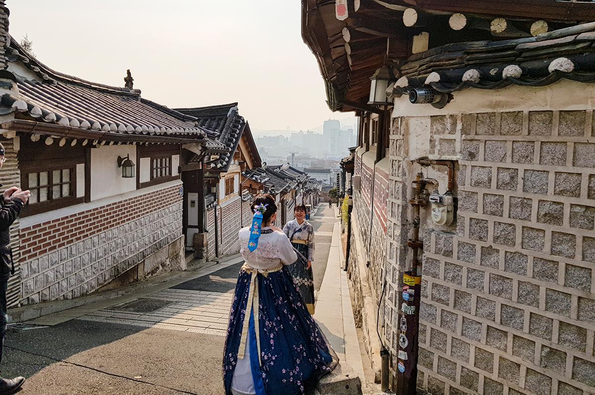 Südkorea  -  das pure Leben