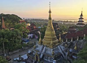 Thailand - Myanmar überland