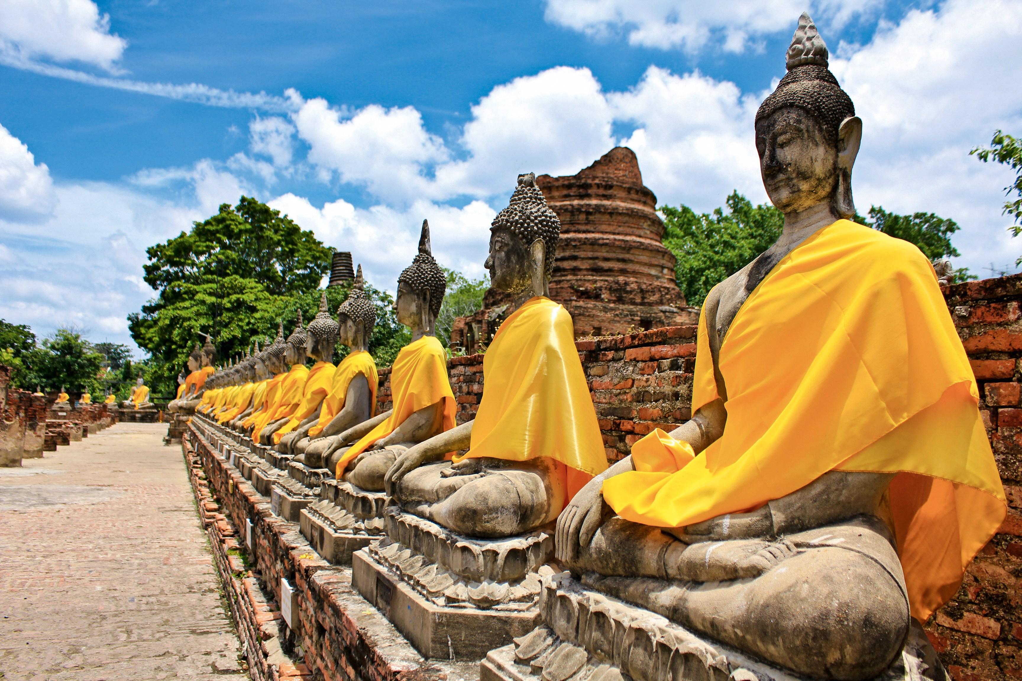 Thailand: Höhepunkte
