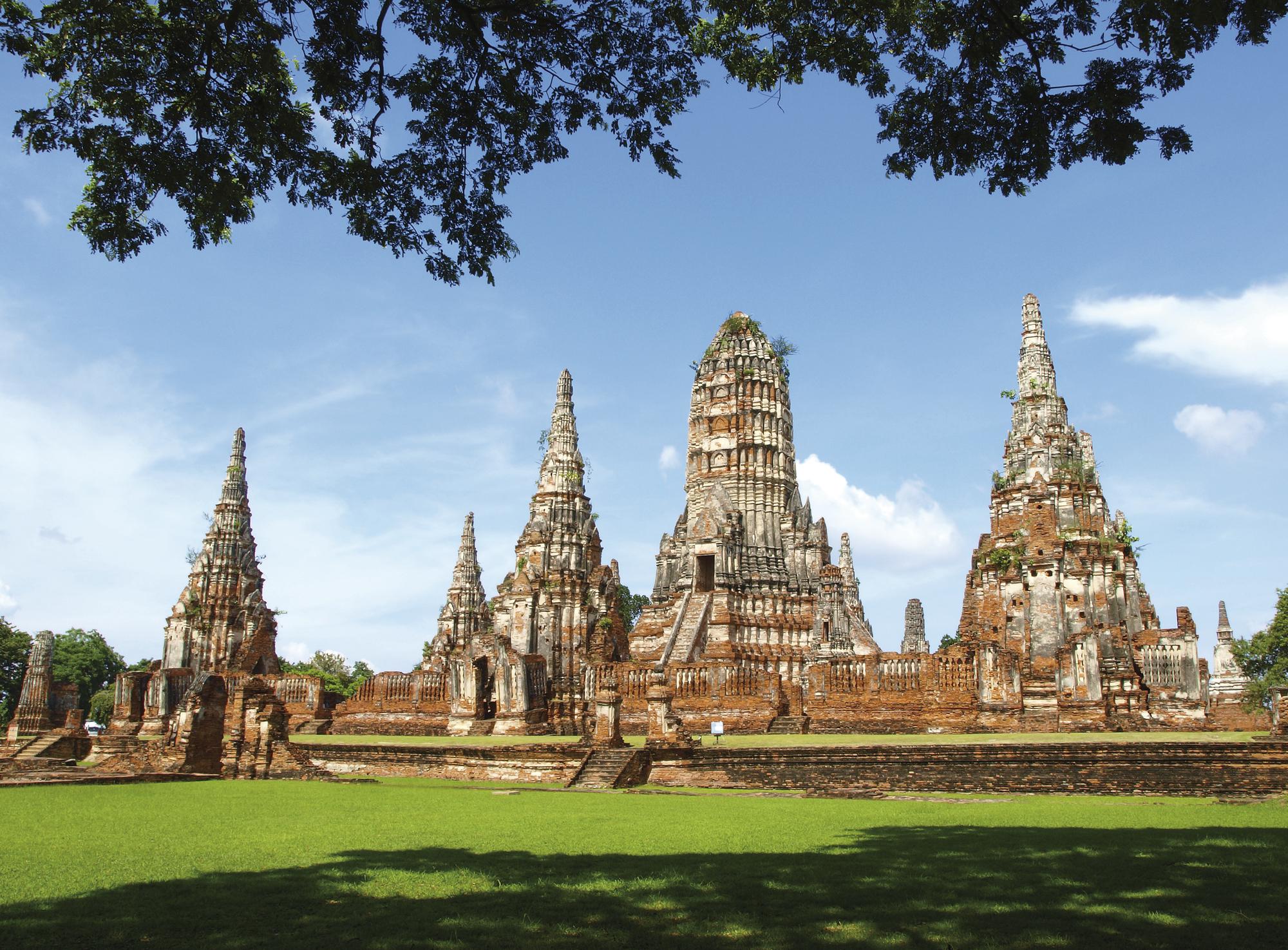 Begegnung in Thailand