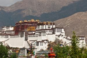 Über Land von Lhasa nach Kathmandu