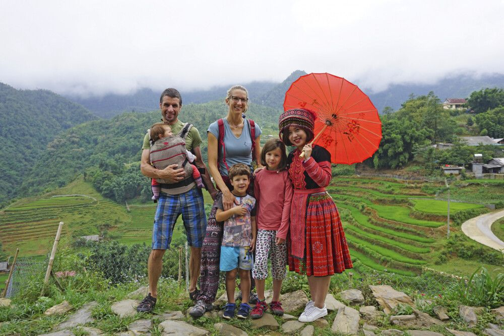 Vietnam - Dschunke, Dschungel und Drachenheld