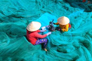 Vietnam - Zu Besuch bei Onkel Ho und Miss Saigon