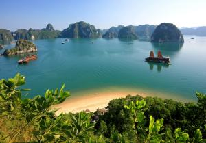 Vietnam: Höhepunkte