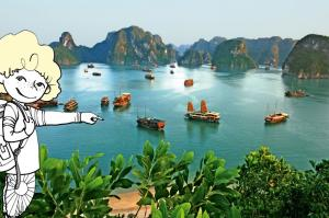 Vietnam • Kambodscha - Dschunke, Dschungel und Drachenheld