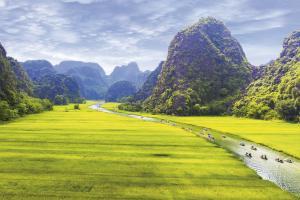 Die Trockene Halong-Bucht